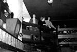 Granary balcony