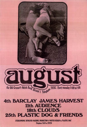 Poster for August 1969