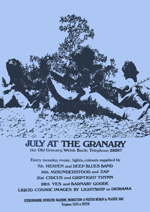 Poster for July 1969