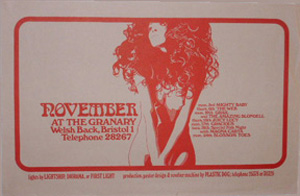 Poster for October 1969