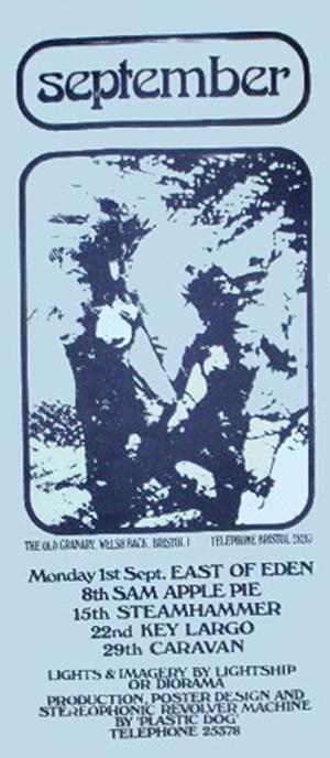 Poster for September 1969